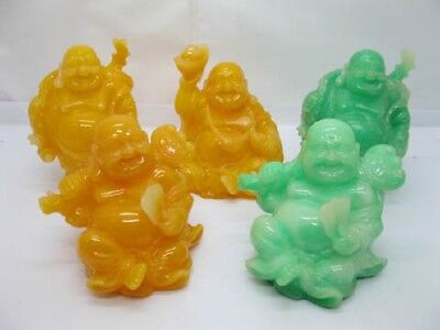 12 New Chinese Fengshui Laughing Buddha Assorted