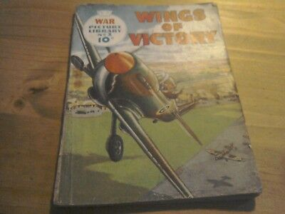 War Picture Library Comic  No 2 Wings of Victory 1958.