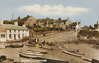 Anglesey, Moelfre, The Beach.