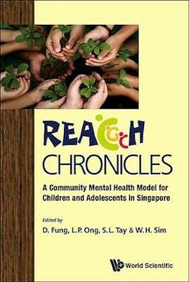 NEW Reach Chronicles: A Community Mental Health Model For... BOOK (Paperback)