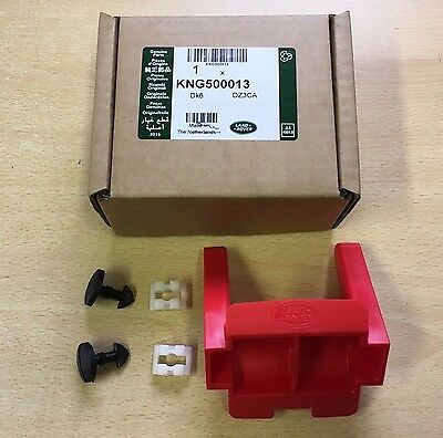 Land Rover Discovery 3 & 4 - Range Rover Sport Tow Bar Blanking Plug & Fastners