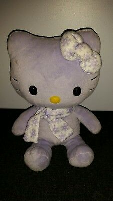 Build a Bear Hello Kitty Smallfrys Purple - Excellent Condition!