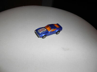 Matchbox Superfast 10 England vintage Ford Mustang Piston Popper Top