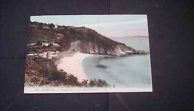 Channel Islands,Guernsey,Fermain Bay,LL printed postcard,No.144.