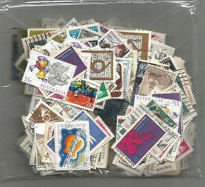 450 Used Worldwide Topical Musical Stamps