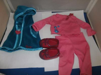 Battat Exercise Doll Clothes Fits American Girl Our Generation