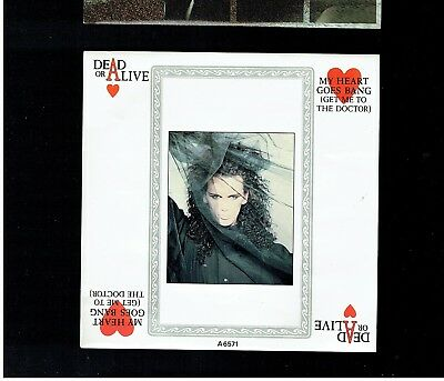 Dead Or Alive Myheart Goes Bang Ps 45 1985