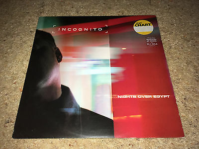 Incognito Nights Over Egypt Masters At Work M J Cole Miixes 12""