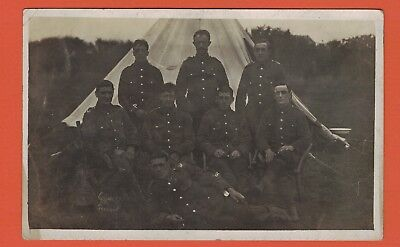 RP Postcard, Soldiers, West Riding Regiment, C.WW1