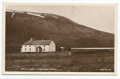POSTCARDS-SCOTLAND-NEWTONMORE-RP. Gaick Lodge.