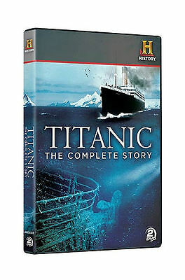 Titanic: The Complete Story (DVD, 2012, 2-Disc Set)