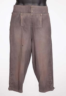 jack sparrow exact LINEN BREECHES PANTS ONLY not full costume pirate