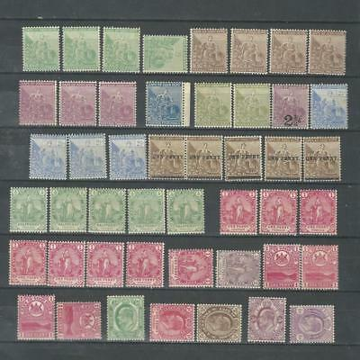 South Africa Cape Of Good Hope MNH,MH lot 1884-98,1891,1892-96,1893-1902-04,1900