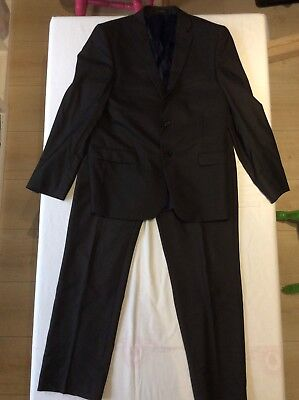 Men's Ted Baker Endurance Suit 40r Jacket 34s Trousers Great Quality