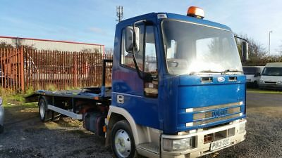 Iveco Ford Recovery Vehicle,low Miles,correctly Registered,test Exempt.