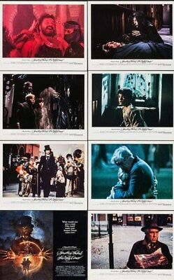 Something Wicked This Way Comes Original Mint 11X14 Lobby Card Set  Of (8) 1983