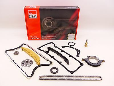 Timing Chain Set FORD FIESTA V - KA - Street KA 1.3+ 1.6 i + Gasket