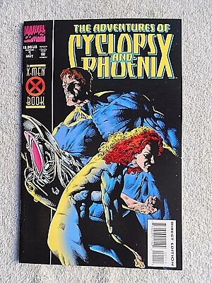 94 The Adventures of Cyclops and Phoenix #1 VF/NM 9.0
