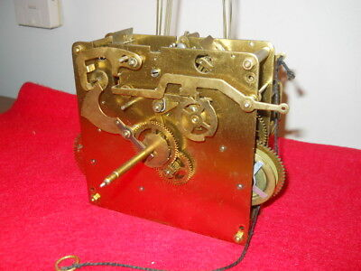 Urgos Uw 32/2 A  8 Day Westminster Chime Chain Movement
