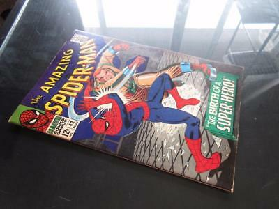 Amazing Spider-Man #42 -HIGHER GRADE- Marvel 1966 - 3rd App of Mary Jane Watson!