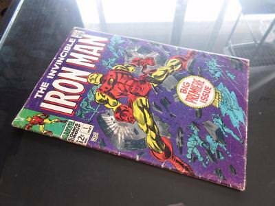 Iron Man #1 MARVEL 1968 - ORIGIN Iron Man - Check out our Comic Books for SALE!