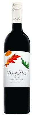 Windy Peak Shiraz 2016 (6 x 750mL), Heathcote, VIC.