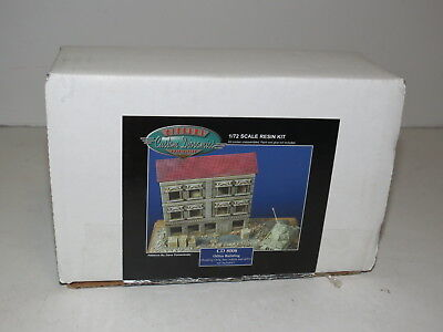 @ Mib Verlinden Productions Office Building 1:72 Scale Model @