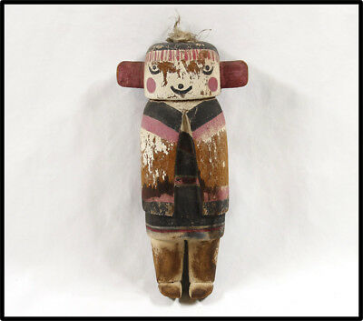 Antique Hopi Kachina Katsina doll Native American 1930 LOOK RARE vintage old