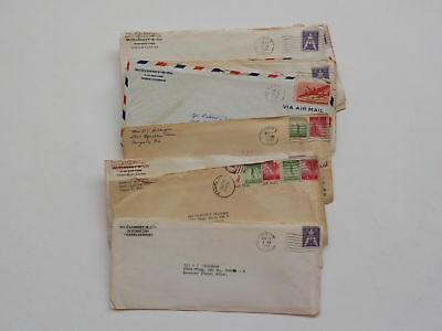 15 WWII Letters 333rd Bomb Group Keesler Field Mississippi WW2 Tampa Florida Lot