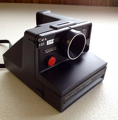 Polaroid Land Camera 1000 S Vintage