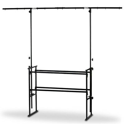 Vonyx 180.048 4ft DJ Deck Stand Lighting Rig XXA2421