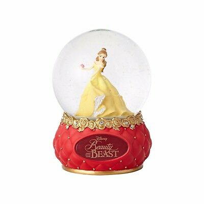 Enesco Disney Showcase BELLE Water Globe 4059195 - New for 2017 and Mint!!