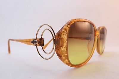 Vintage Christian Dior sunglasses Mod 2572 Size 56-12 135 made in Germany