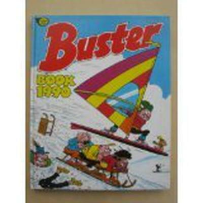 Buster Book - 1990 Annual,  | Board book Book | Acceptable | 9781853861482