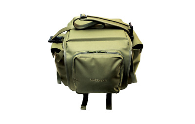 Trakker Carp Fishing Luggage NEW NXG Square Bait Bucket Bag