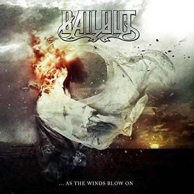 ...As The Wind Blows On, Bailout, Audio CD, New, FREE & FAST Delivery