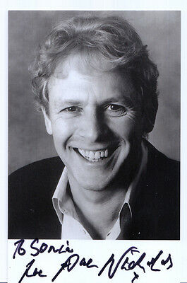 Paul Nicholas Hand Signed Photo