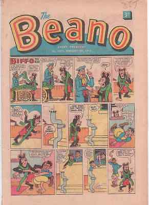 The Beano comic February 9th 1963. Very Good condition