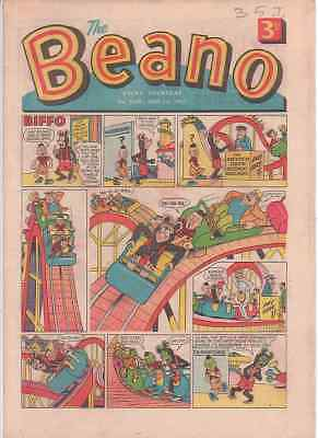 The Beano comic June 1st 1963. Very Good condition