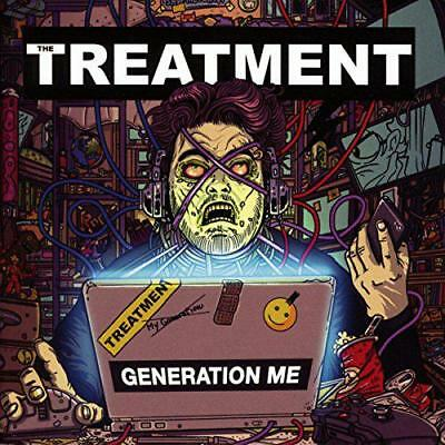 Generation Me, The Treatment CD   8024391072325   New