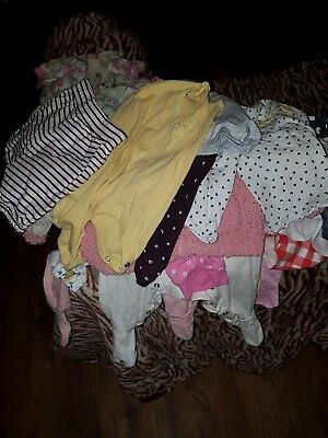 Girls Clothing bundle 3-6 months , 6-9months