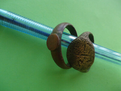 Old Antique bronze  Rings