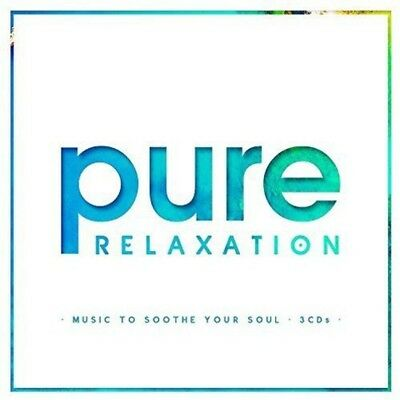 Pure Relaxation 3CD Compilation NEW 2017