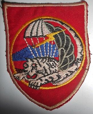 ARVN SPECIAL FORCES - VARIANT PATCH - TECHNICAL DIRECTORATE - Vietnam War - 780