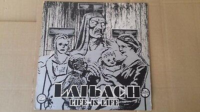 Laibach – Life Is Life  - (2+1) Maxi 1987