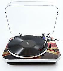 GPO JAM TURNTABLE - 3 Speed - Union Jack Retro Design - BRAND NEW!