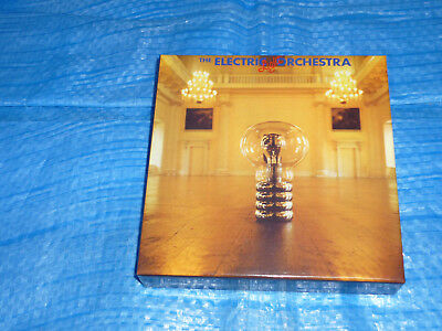The Electric Light Orchestra s/t Empty PROMO BOX JAPAN for Mini LP CD / ELO