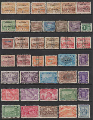 Uncle Shelby's Really Old Stamps Lot #54405-- Costa Rica (Mint)
