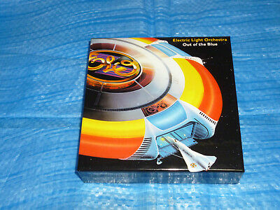 Electric Light Orchestra Out Of The Blue Empty PROMO BOX JAPAN for Mini LP / ELO