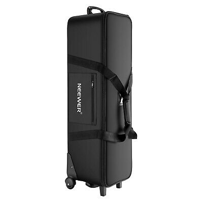 Neewer Photo Studio Equipment Rolling Bag Trolley Carrying Case for Light Stand